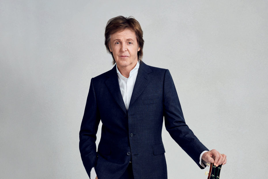 Paul Mccartney ospite del carpool karaoke di James Corden