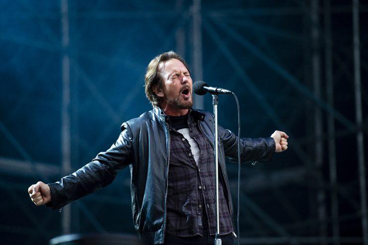 Pearl Jam: dopo Roma la Band atterra in Sardegna