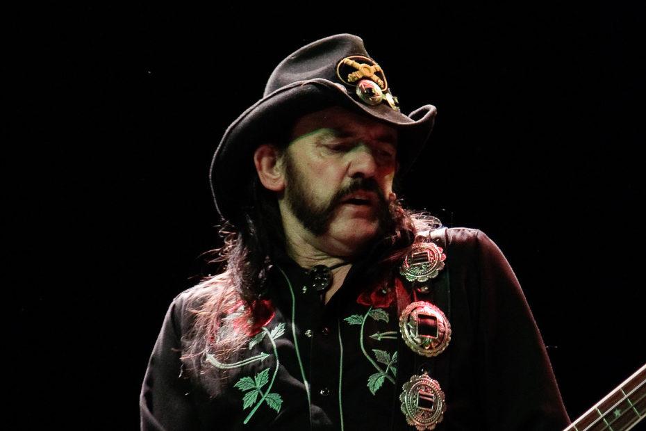 Lemmy Kilmister: esce in America l'ultimo film horror